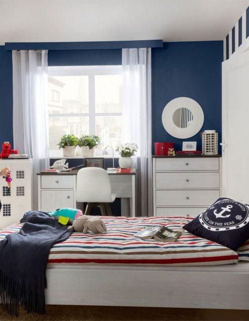 Коллекция мебели для молодежной комнаты Porto