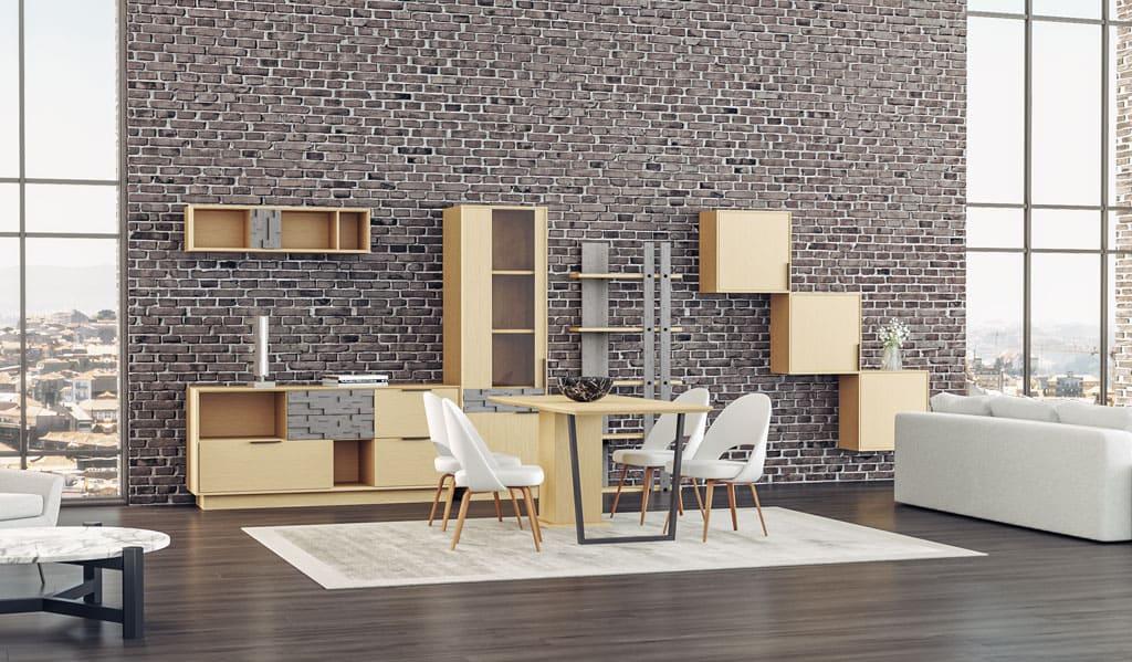 Коллекция мебели для гостиной Ларвик