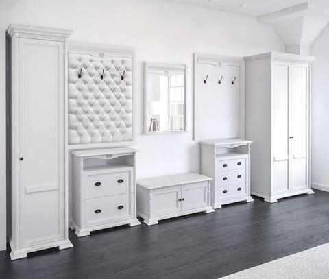 Коллекция мебели для прихожей Лика