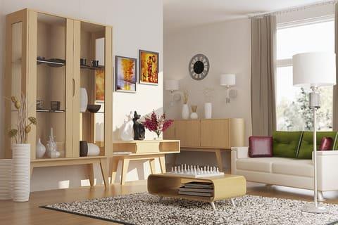 Коллекция мебели для гостиной Инстант