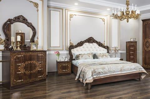 Коллекция мебели для спальни Патрисия