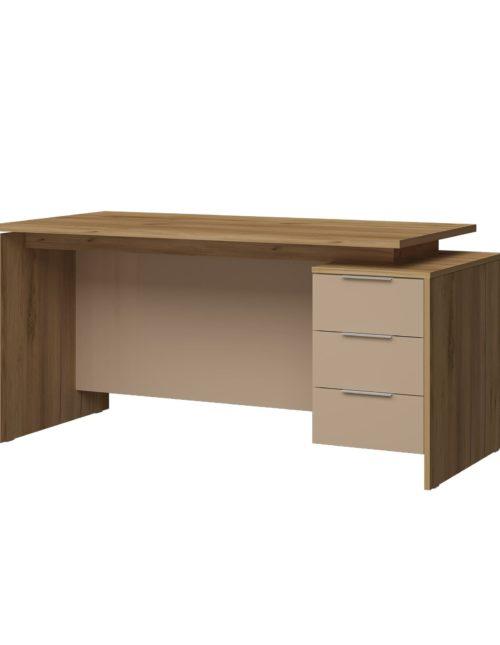 Письменный стол Тоскано 60.401 дуб крафт/капучино
