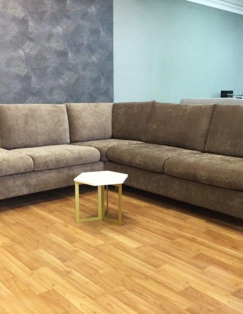 Угловой диван-кровать Gamma