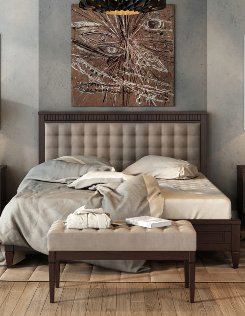 Коллекция мебели для спальни Bavaria