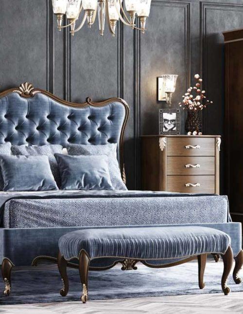 Коллекция мебели для спальни Geneve
