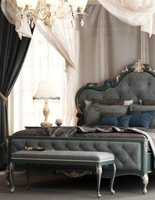 Коллекция мебели для спальни Imperia