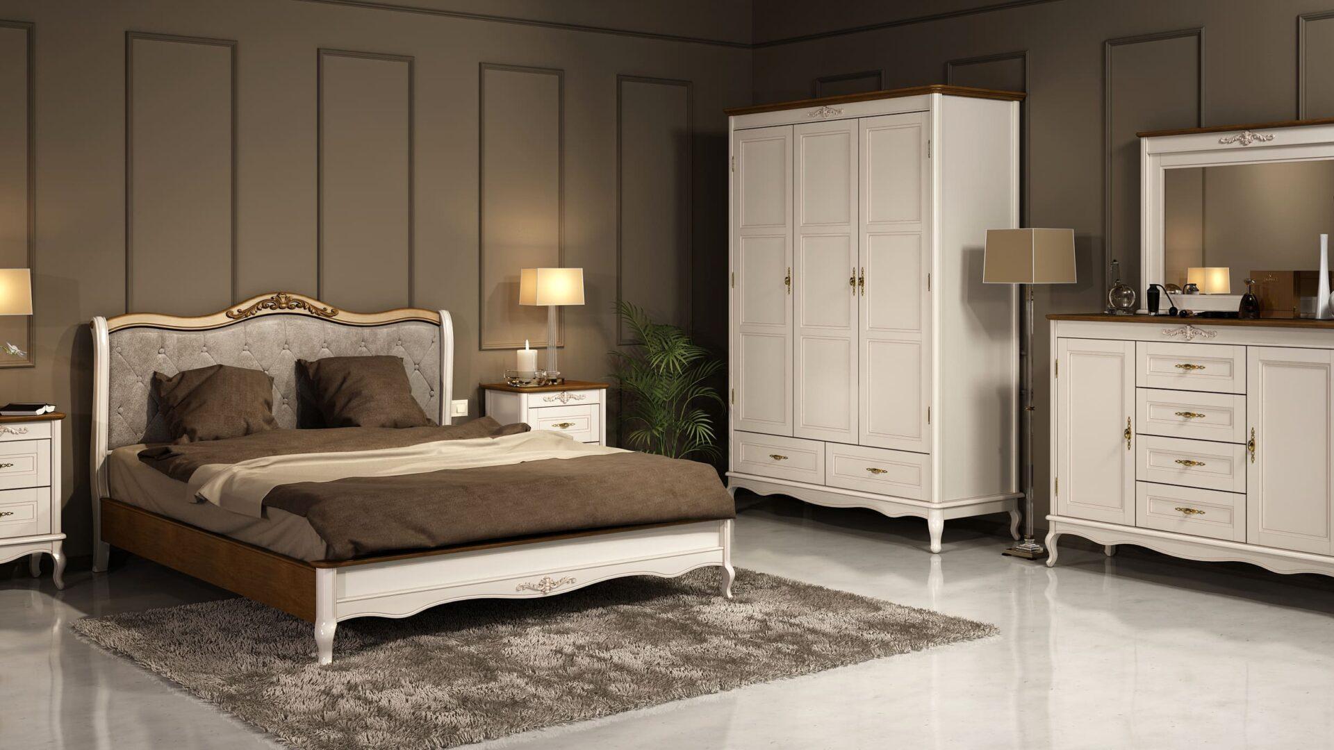 Коллекция мебели для спальни Palermo