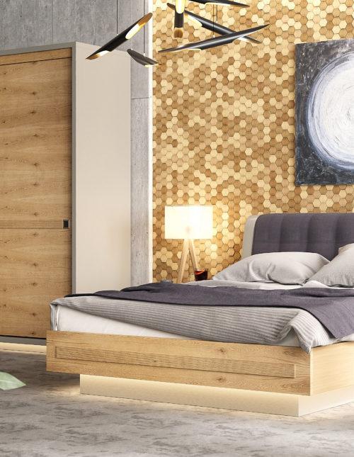 Коллекция мебели для спальни Prime