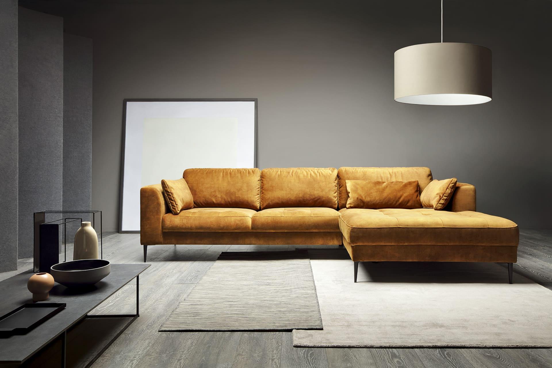 Угловой диван Luzi