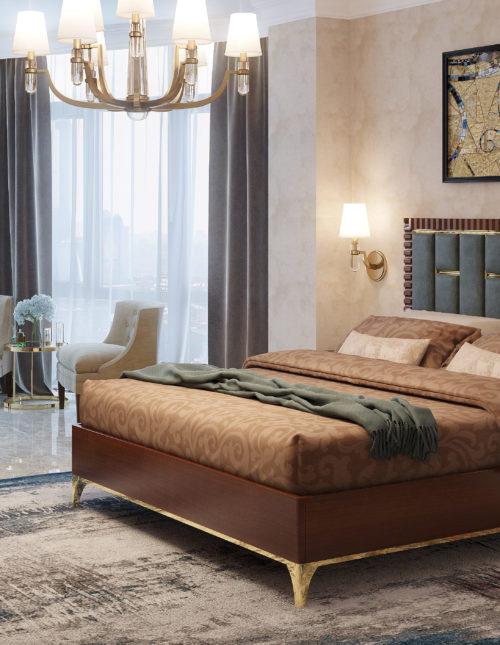 Коллекция мебели для спальни Sienna