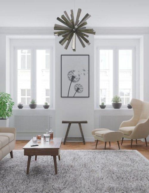 Коллекция мебели для гостиной Сканди
