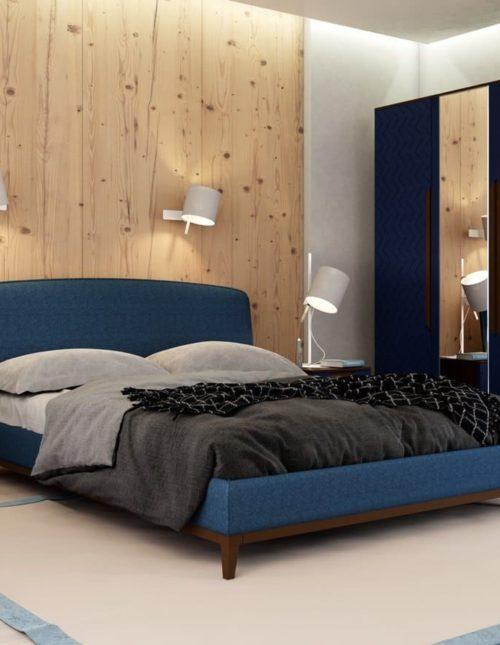Коллекция мебели для спальни Сканди