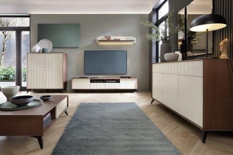 Коллекция мебели для гостиной Zoom