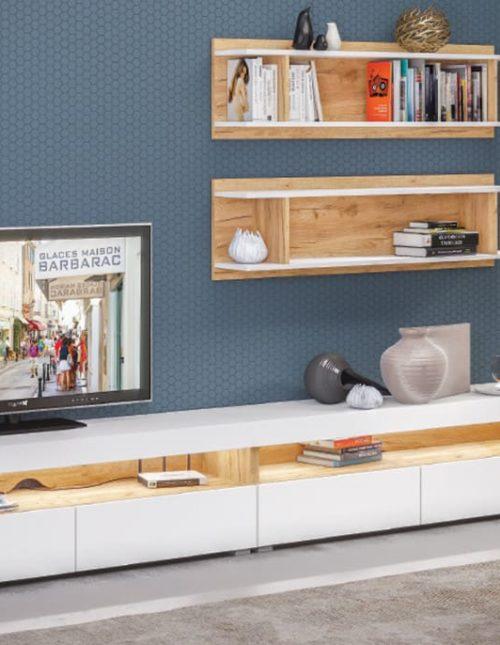 Коллекция мебели для гостиной Альба