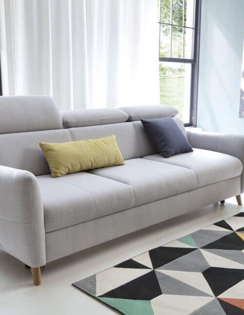 Прямой диван Hugo