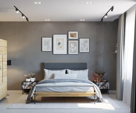 Коллекция мебели для спальни Бристоль