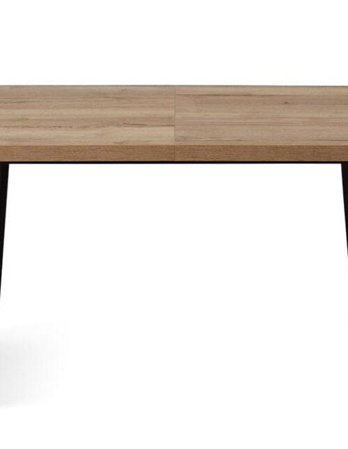 Обеденный стол Berner 160 White Wood