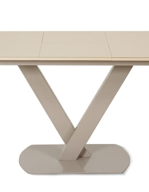 Обеденный стол Bruno 120 CAP GLASS