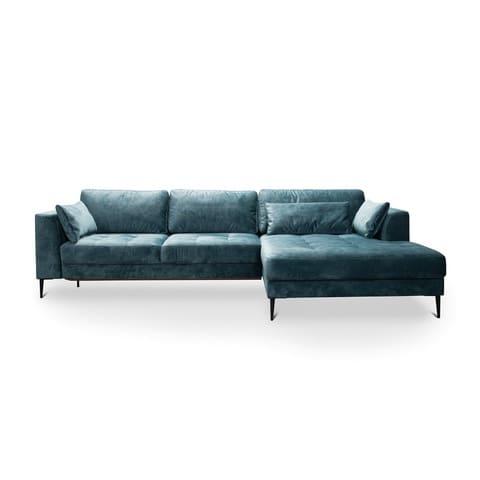 Угловой диван-кровать Luzi 2DL-REC/BK