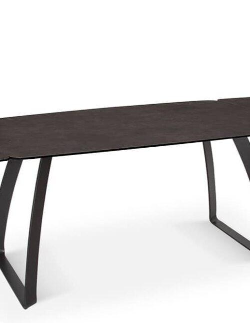 Обеденный стол Suomi 140 Basalt Cer