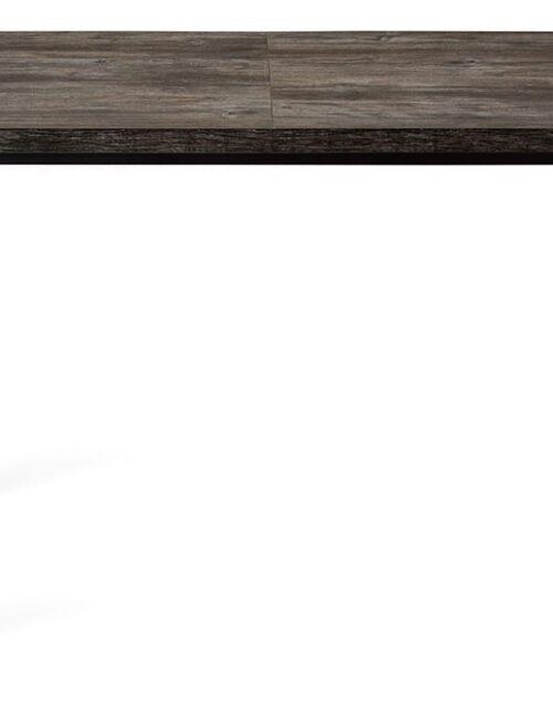 Обеденный стол Tomas 120 Smoke Wood BK
