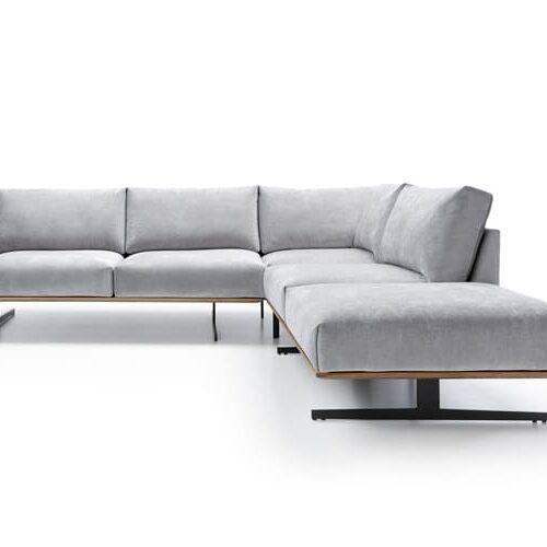 Угловой диван Spazio 3-E-1,5HT