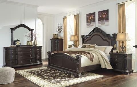 Спальня B806