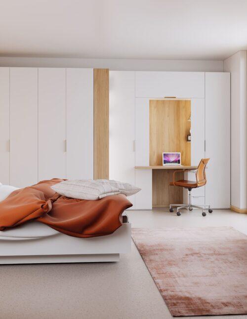 Спальня Soho белая